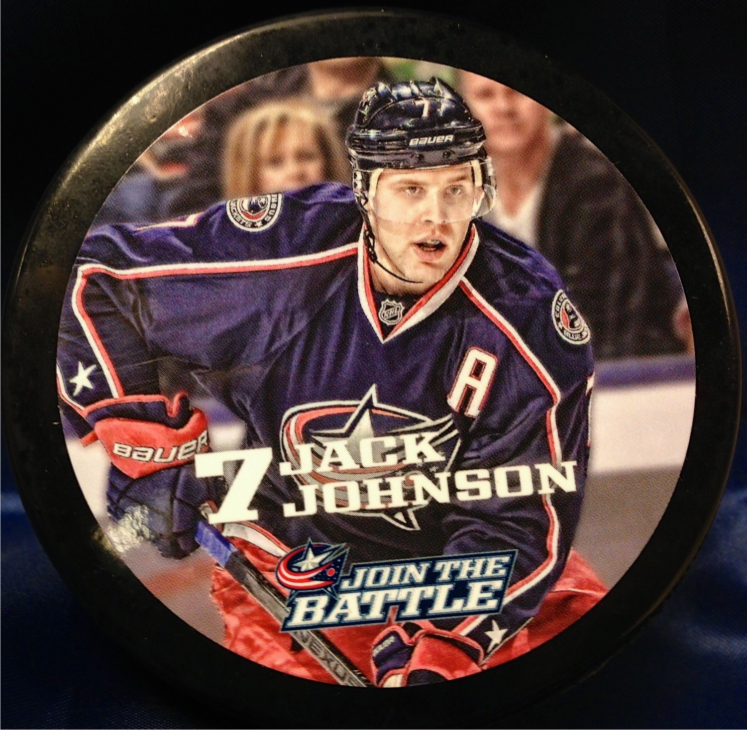 Jack Johnsonl Puck