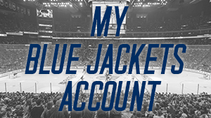 My Blue Jackets Account
