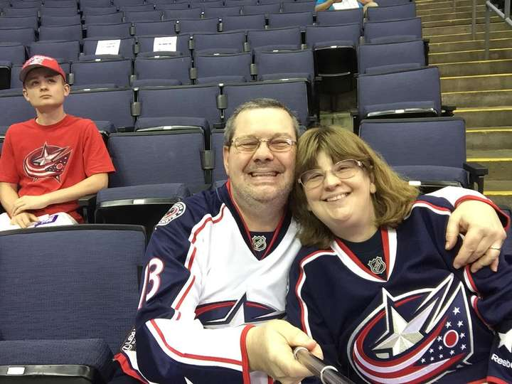 Columbus Blue Jackets 2015 Draft Party - Selfie Fan Photos - 06/26