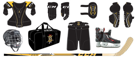 Little Bruins Equipment