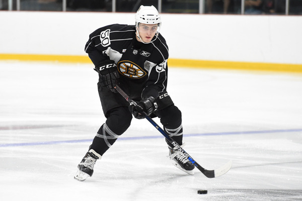 600 400 DeBrusk2 Bruins To Participate In Prospects Challenge At HarborCenter In Buffalo, NY From September 16 19
