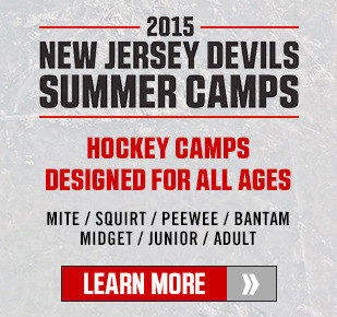 New Jersey Devils Summer Camps - Hockey Camps Designed for All Ages - Mite • Squirt • Peewee • Bantam • Midget • Junior • Adult