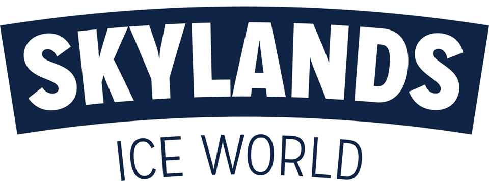 Skylands Ice World logo