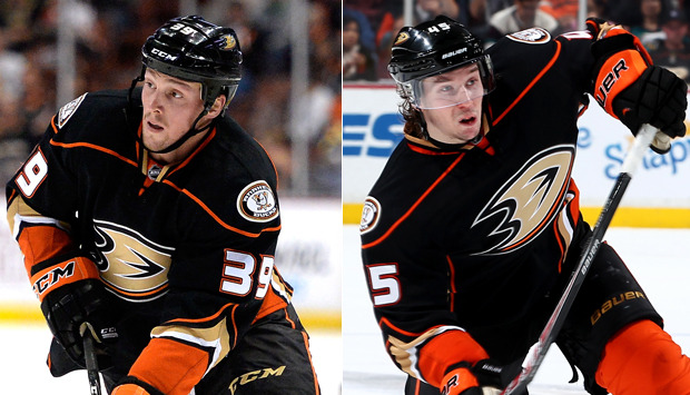 Beleskey Out 2-4 Weeks, Vatanen Out 4-6 Weeks With Injuries - Anaheim Ducks - News