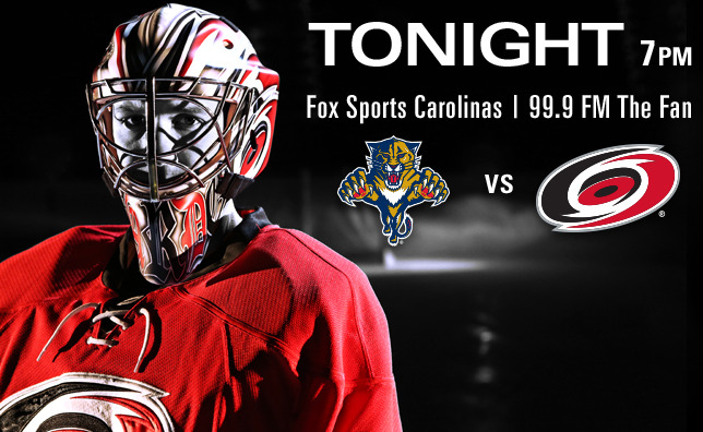 Panthers vs. Hurricanes