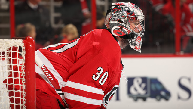 Canes Sign Cam Ward to Two-Year Extension