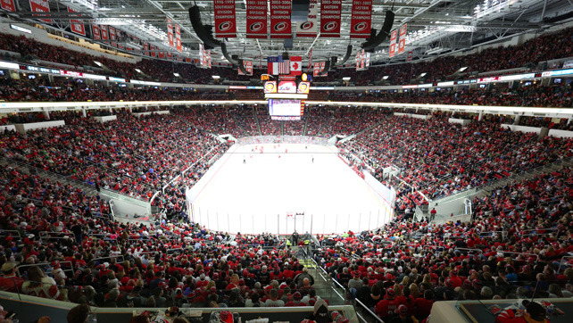 Hurricanes Announce 2016 Exhibition Schedule