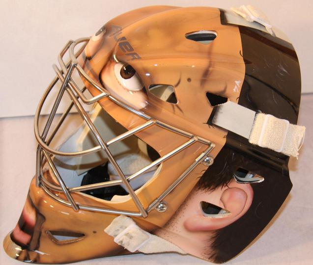 carey price mask heritage. Carey Price will be