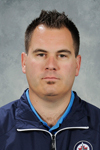 Winnipeg Jets Massage Therapist, Al Pritchard