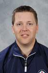 Winnipeg Jets Assistant Athletic Therapist, Brad Shaw