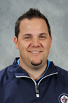 Winnipeg Jets Head Athletic Therapist, Rob Milette