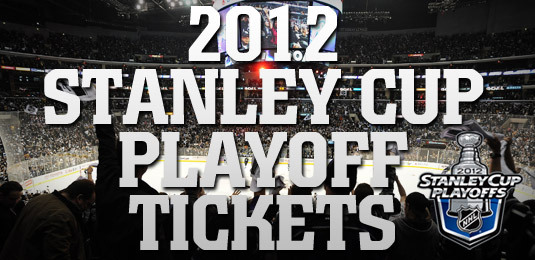 Stanley Cup Playoff Tickets