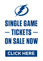 Buy Lightning Single Game Tickets