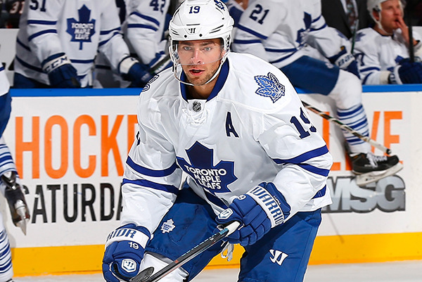 Lupul and Booth set to play in Pittsburgh