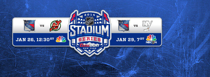 Coors light stadium series: NY