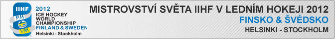 Mistrovstv&iacute; svta IIHF v ledn&iacute;m hokeji 2012