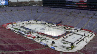 2014 Bridgestone NHL Winter Classic by the numbers