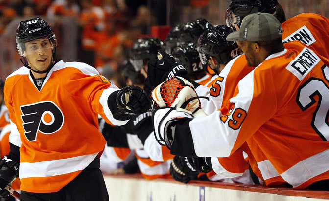 Inside the Flyers: A silver lining to Coburn, MacDonald, injuri…
