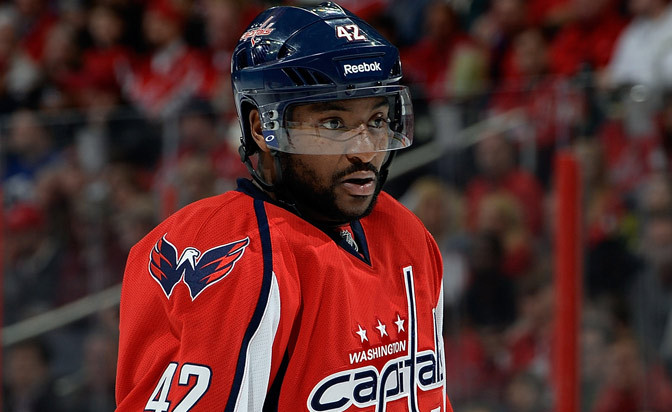 Ward expects 'homework' to pay off for Capitals