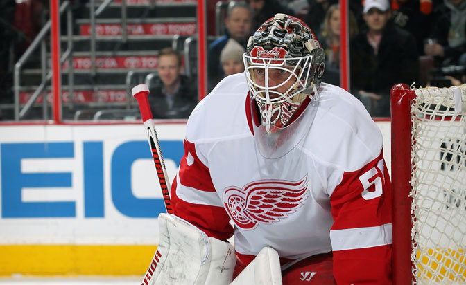 Red Wings, Gustavsson agree to extension: report