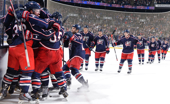 Blue Jackets Win V1Q7lV
