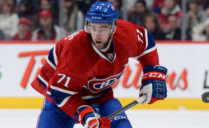 Canadiens trade forward Leblanc to Ducks for pick