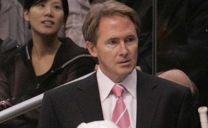 Penguins name Mike Johnston new coach