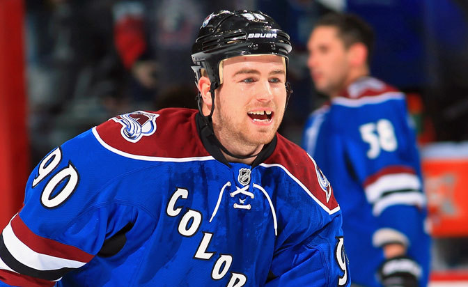 Avalanche's O'Reilly wins Lady Byng Trophy