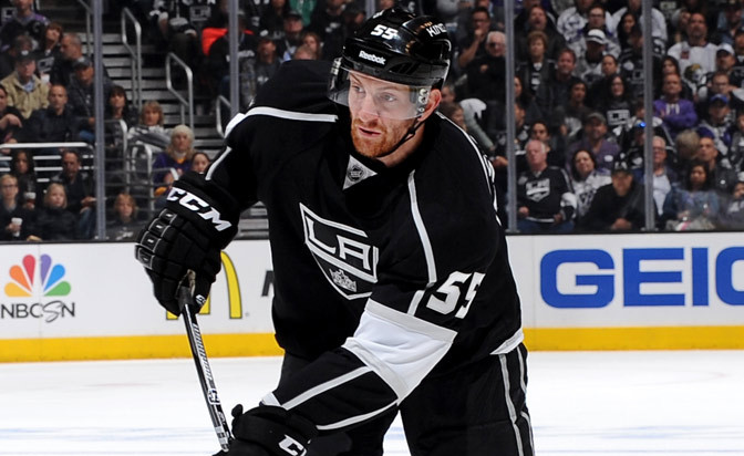 Kings sign defenseman Schultz to two-year contract