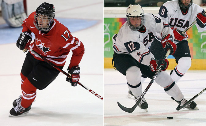 McDavid, Jack Eichel head Futures List for 2015 NHL Draft - Prospects