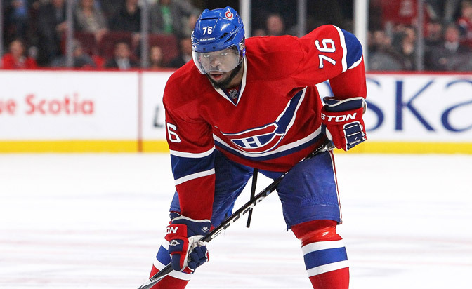 Subban's agent: deal with Canadiens can be reached