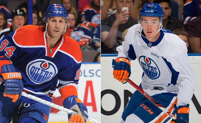 Ryan Smyth considers housing McDavid: report