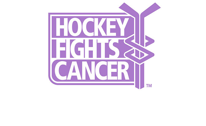 Image result for hockey fights cancer montreal
