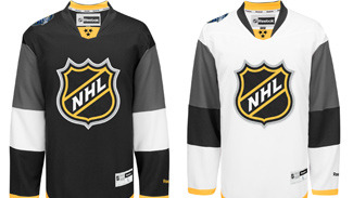 2016 NHL All-Star Game jerseys