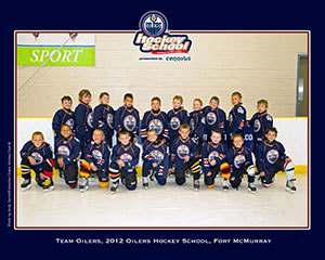 TEAM OILERS