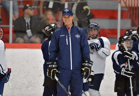Photo 63 of 73 - The First Annual Sidney Crosby Hockey School