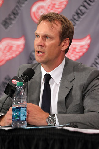 red wings nicklas lidstroms news conference transcript