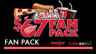 Meijer Coke Zero Fan Packs
