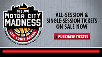 Horizon League Motor City Madness