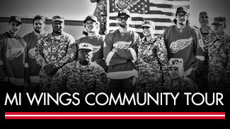 MI Wings Community Tour