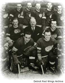 1942-43 Detroit Red Wings