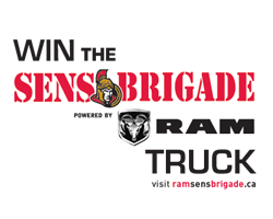 Win a the Ram Brigade truck