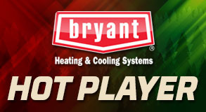 Bryant Hot Player